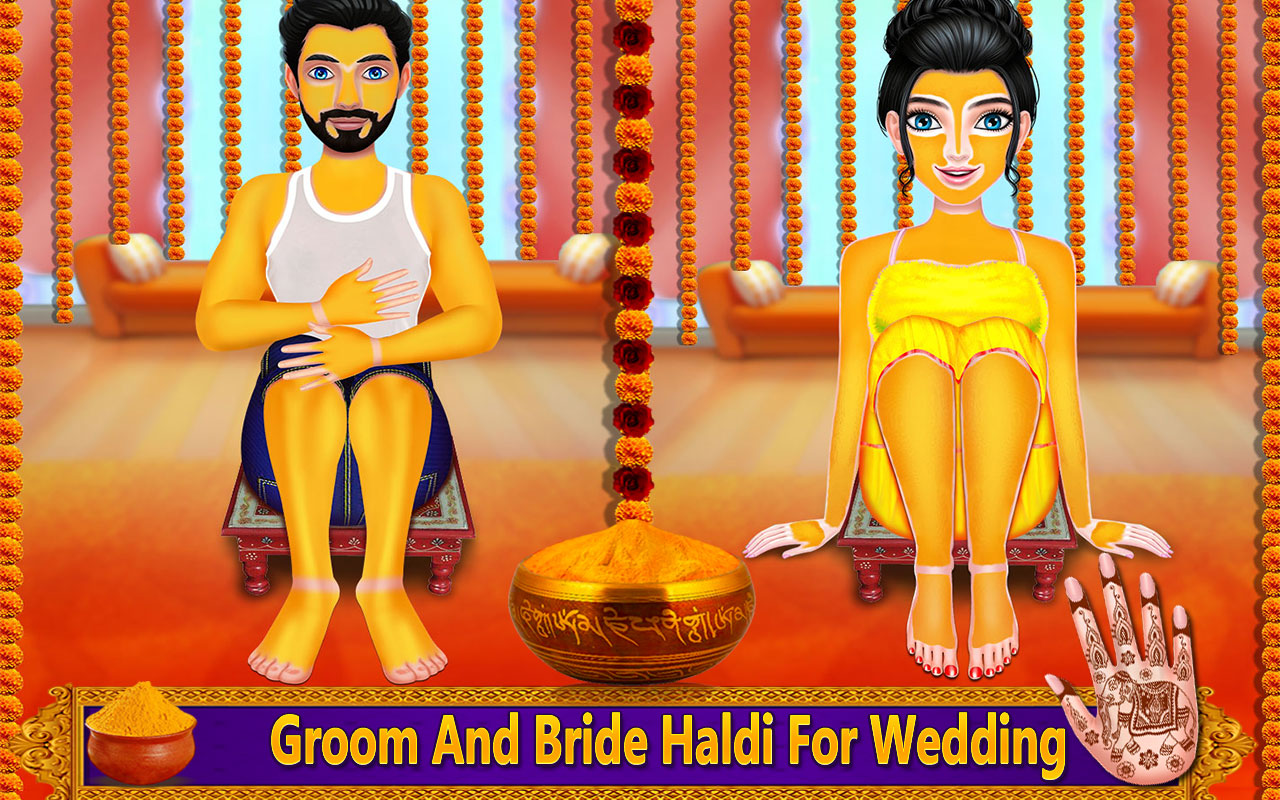 Play Free Online Indian Wedding Couple Dress Up Games