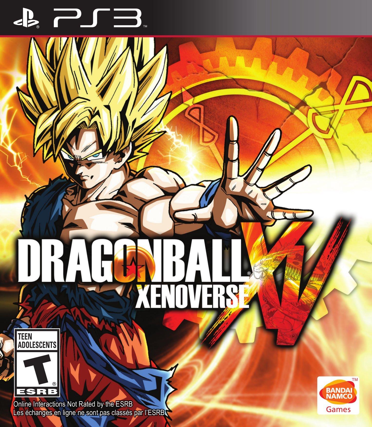 PS3 : Dragon Ball Xenoverse - PlayStation 3