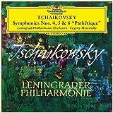 Tchaikovsky: Symphony No.4 In F Minor, Op.36, TH.27; Symphony No.5 In E Minor, Op.64, TH.29; Symphony No. 6 In B Minor, Op. 74, TH.30 [Vinilo]