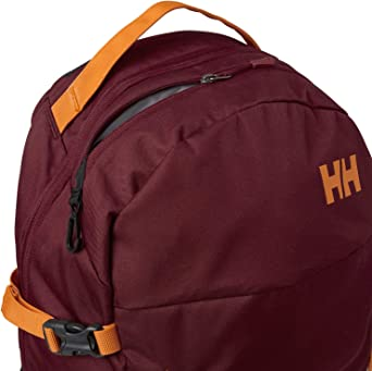 147 Cherry Tomato Helly Hansen Unisex Loke 25L Day Hike Backpack One Size