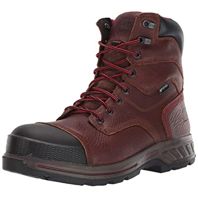 """Timberland PRO Men's Endurance Hd 8"""" Composite Toe Waterproof Insulated Industrial Boot   Industrial & Construction Boots"""