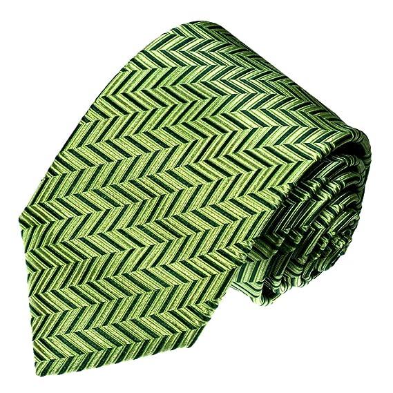 Lorenzo Cana - Marca corbata Espina de pez patrón de corbata de ...