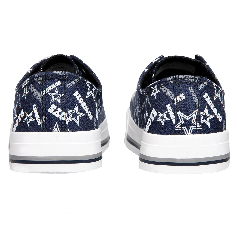 607e92567656 Dallas cowboys low top womens canvas shoes clothing jpg 1500x1500 Dallas  cowboys ladies shoes