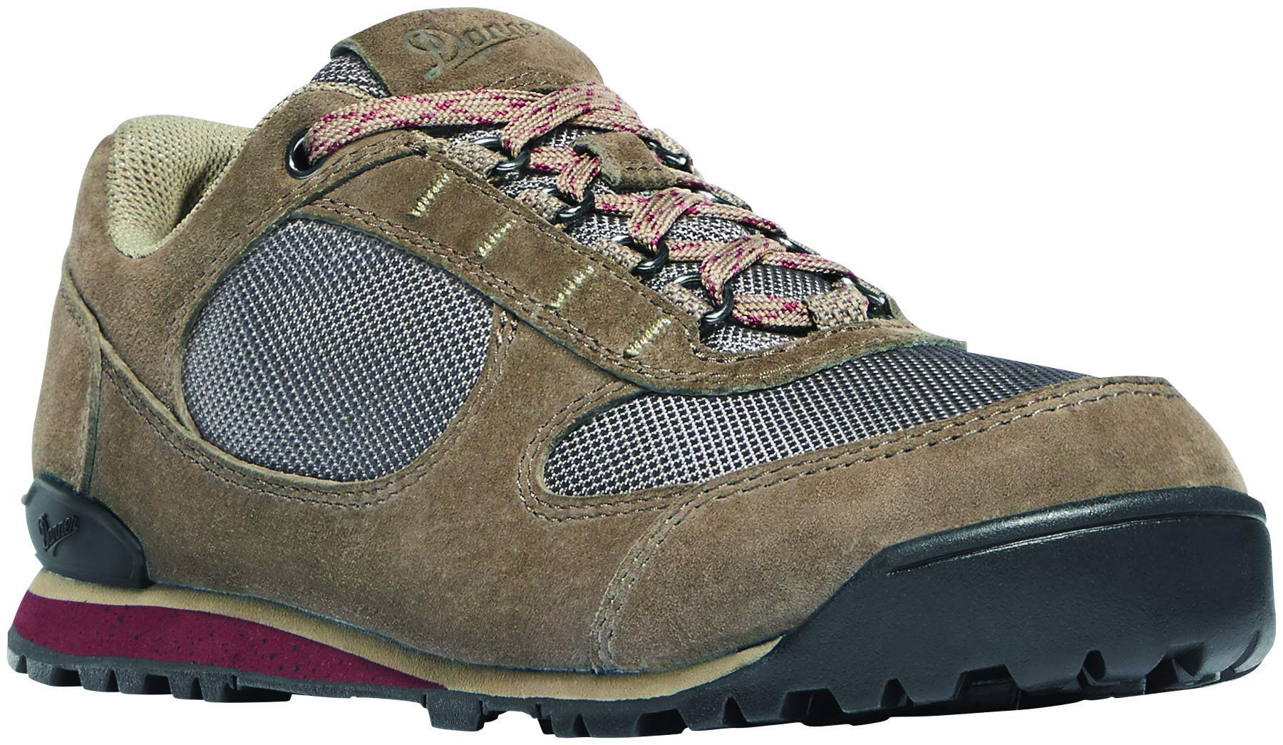 Danner Women's 37399 Jag Low 3'' Hiking Shoe, Chocolate Chip - 9 M by Danner