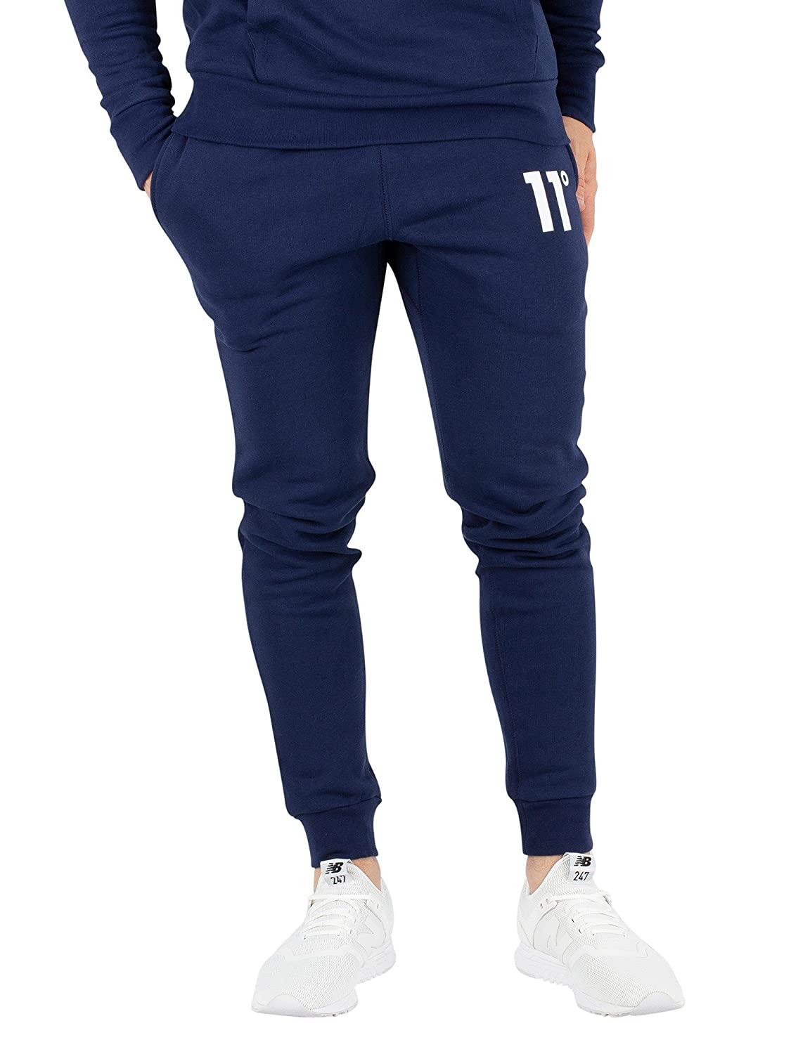 11 Degrees Core Joggers Navy