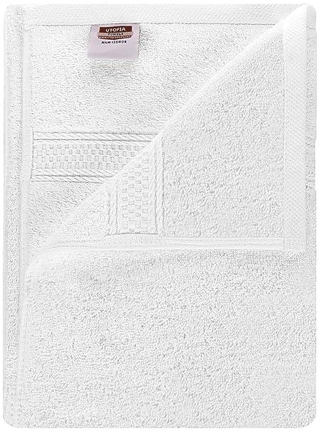 Utopia Towels - Juego de toallas de 8 piezas; 2 toallas de baño, 2 toallas de mano y 4 toallitas - Algodón - Calidad del hotel, súper suave y altamente ...