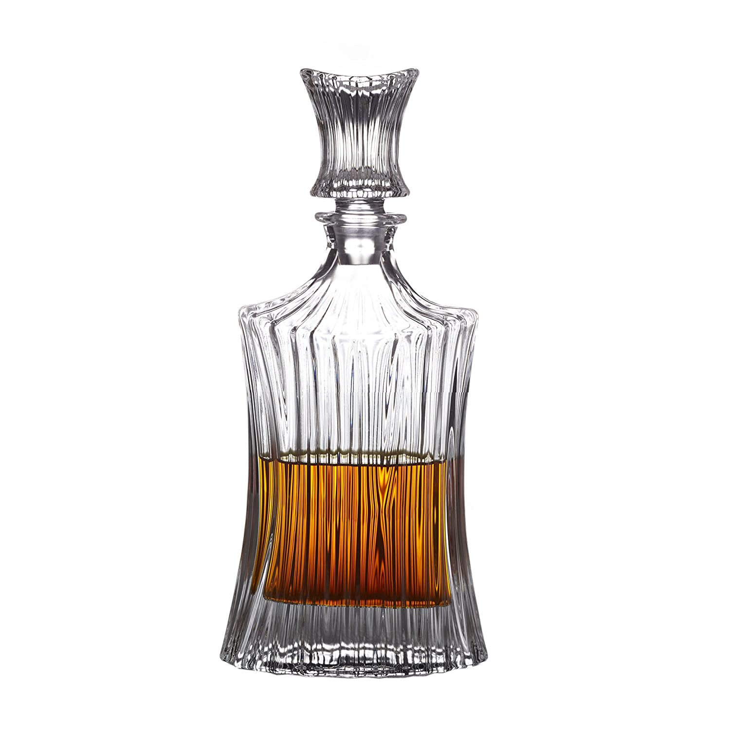 amazon com fitz and floyd 306054 gb augusta liquor decanter