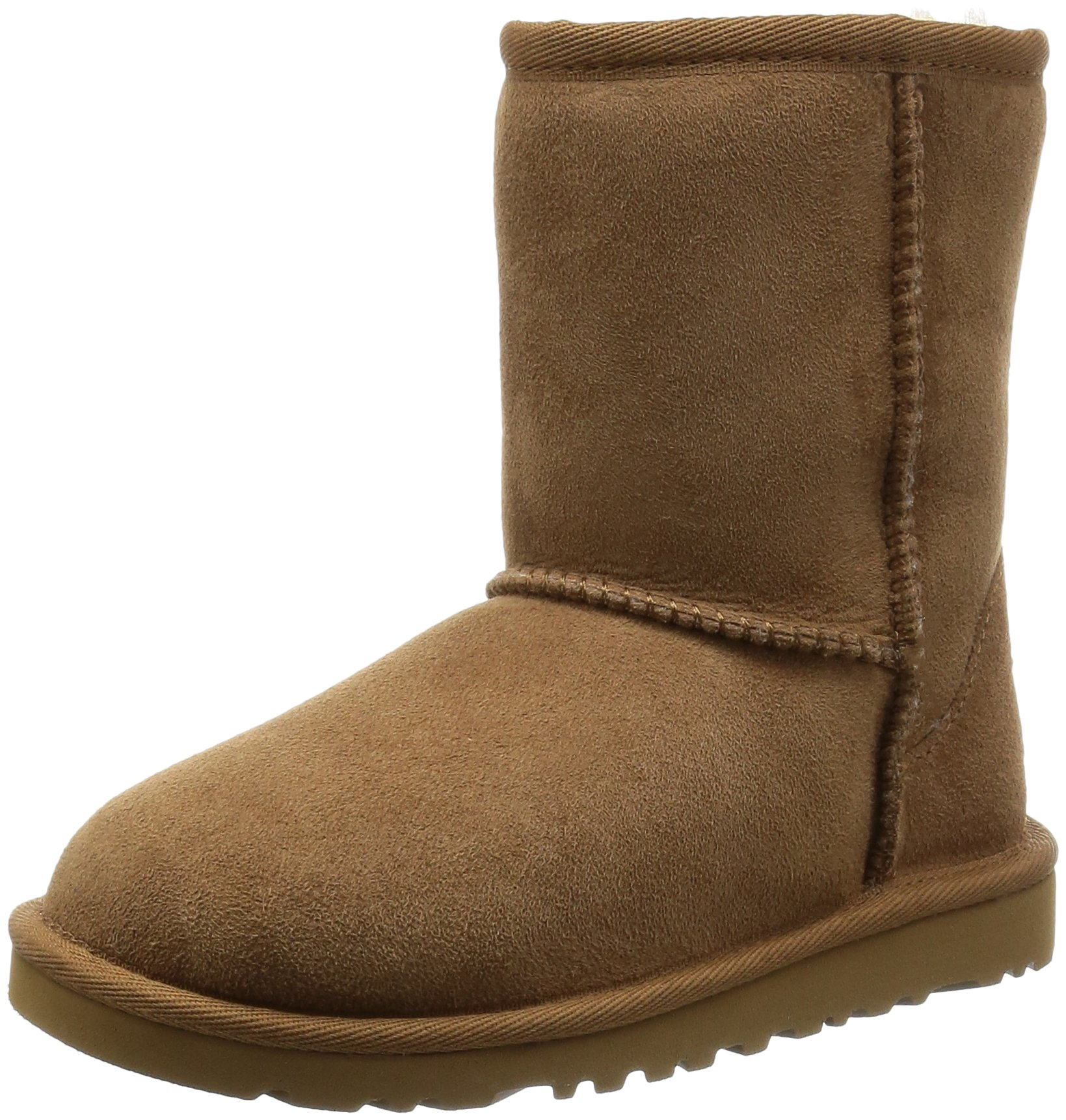 New UGG® Australia Classic Short Chestnut 7 Toddler Boots