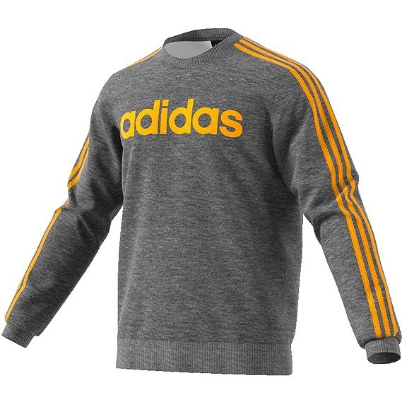 adidas Herren E 3s Crew FL Sweatshirt