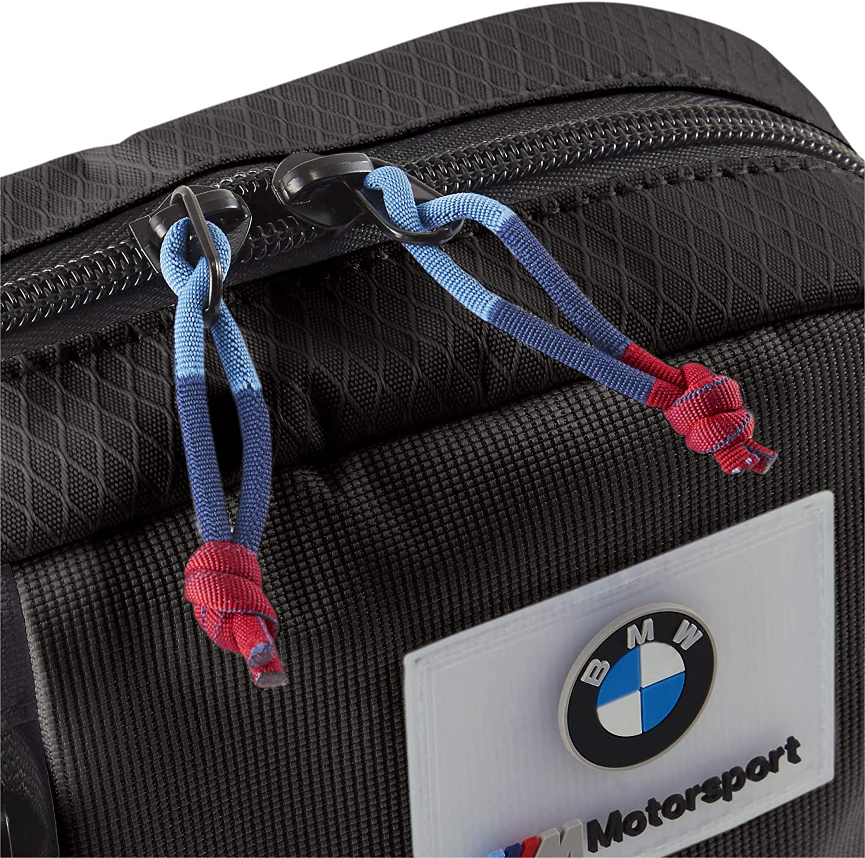 Talla /Única Negro Adultos Unisex 1 PUMA BMW M MTSP Large Portable Bandolera