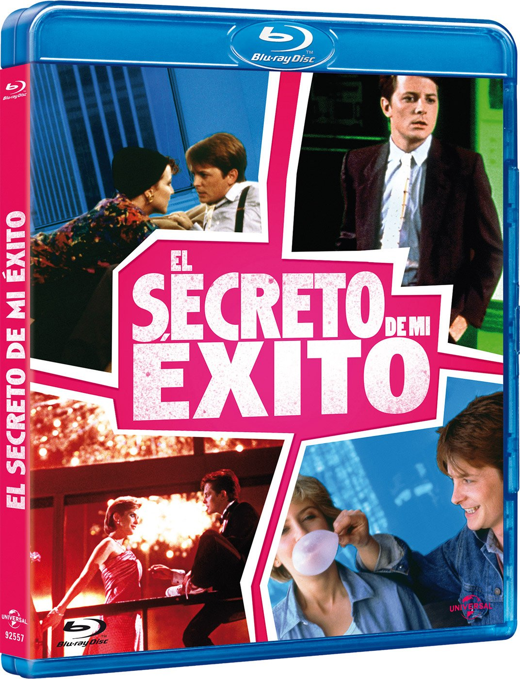 El Secreto De Mi Éxito [Blu-ray]: Amazon.es: Michael J. Fox, Helen Slater, Richard Jordan, Herbert Ross, Michael J. Fox, Helen Slater, Herbert Ross: Cine y Series TV