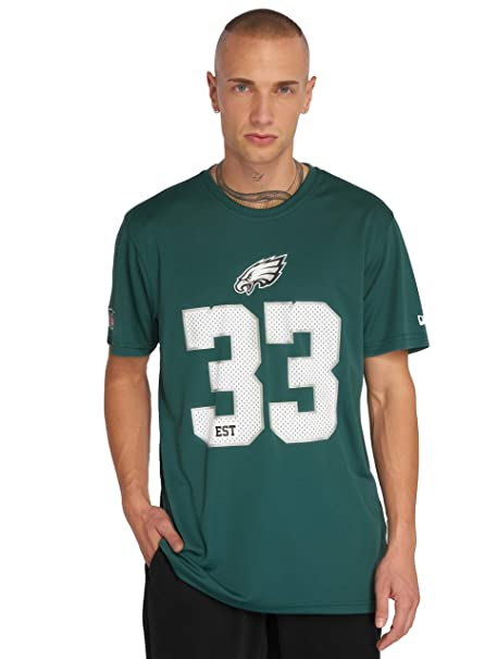 bbd597d6f New Era Men T-Shirts NFL Team Supporters Philadelphia Eagles  Amazon.co.uk   Clothing