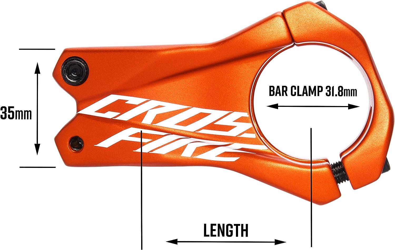 Bar Clamp 31.8mm Funn Crossfire MTB Stem