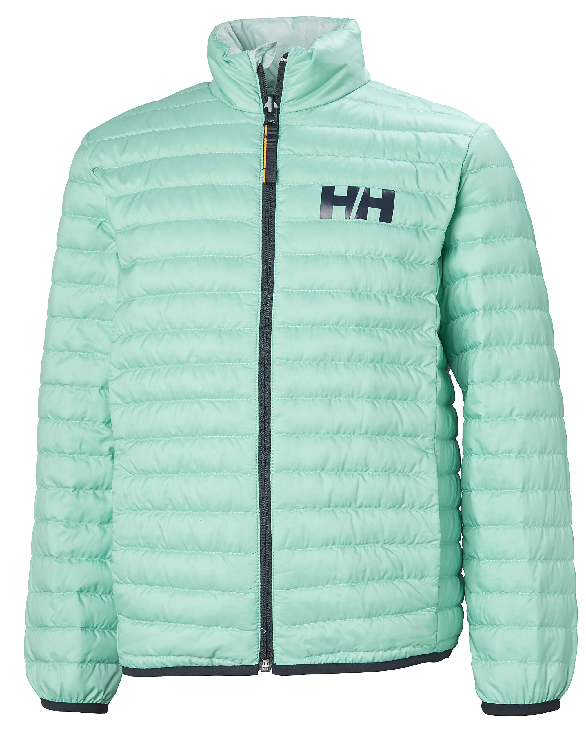 Helly Hansen Jr Barrier Down Insulator Jacket, Pool Blue, Size 8