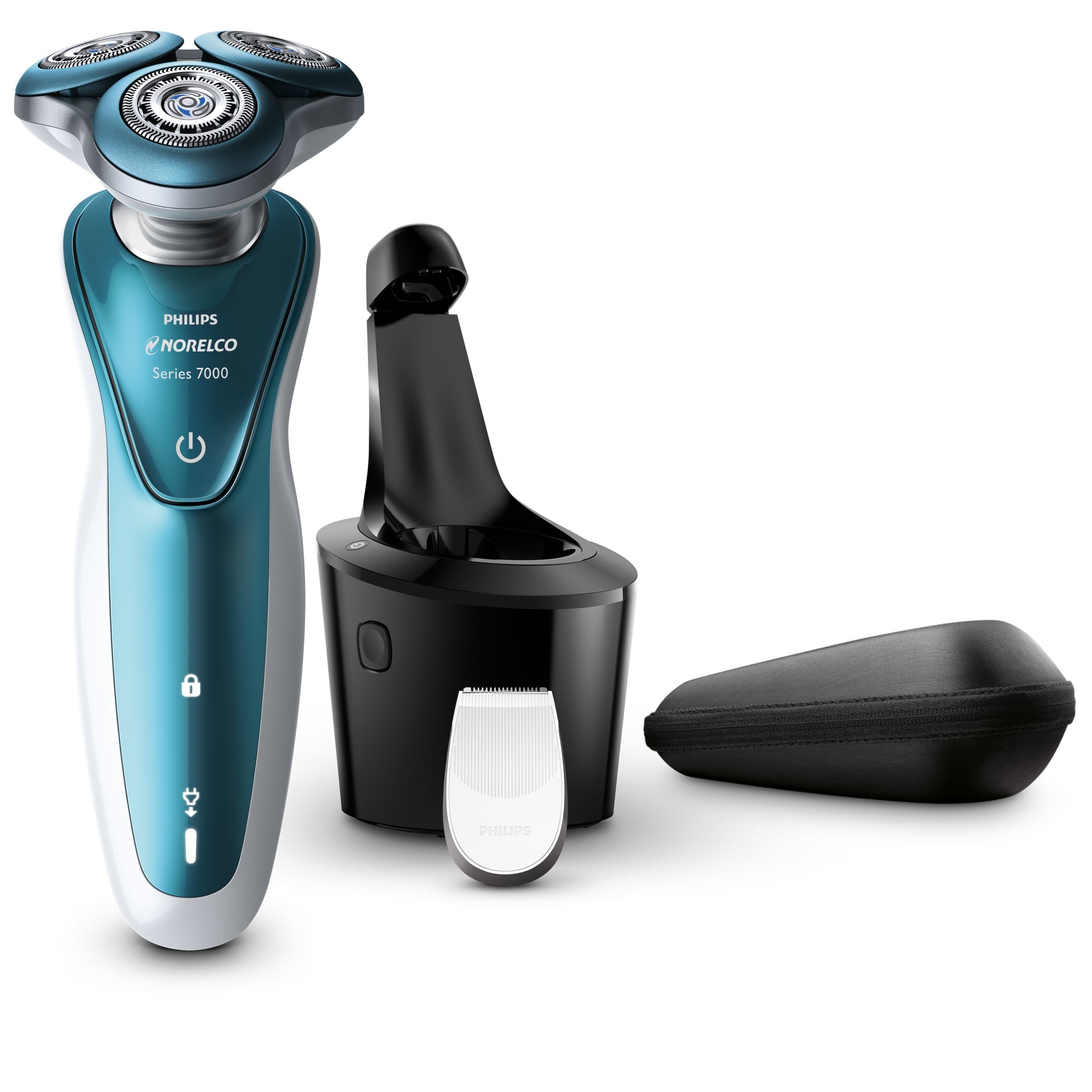 Philips Norelco Electric Shaver 7500 for Sensitive Skin by Philips Norelco (Image #2)