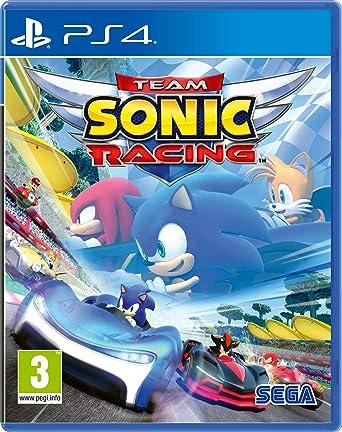 Team Sonic Racing (PS4): Amazon co uk: PC & Video Games
