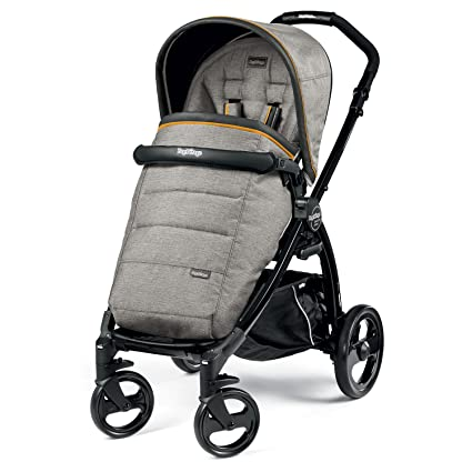 Peg Perego Silla Book Plus Luxe - gris: Amazon.es: Bebé