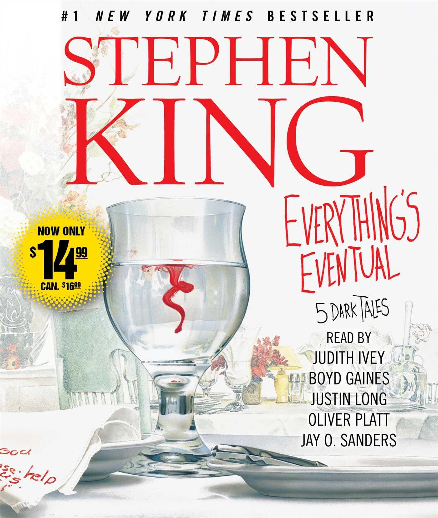 Everything's Eventual: Five Dark Tales pdf epub