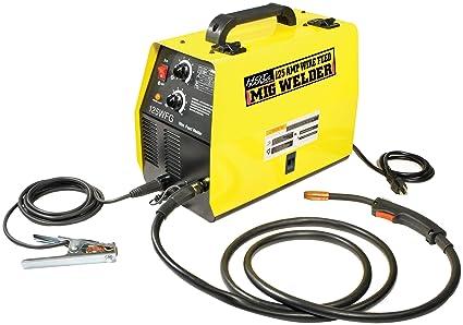 819GeD9IZlL._SX425_ hot max 125wfg 125 amp gas ready mig welder mig welding equipment