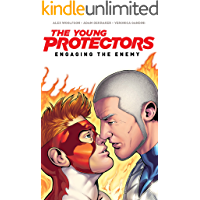 The Young Protectors: Engaging the Enemy book cover