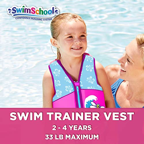 SwimSchool New & Improved Swim Trainer Vest