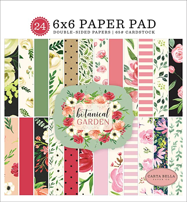 Top 10 Signature Paper Garden Variety