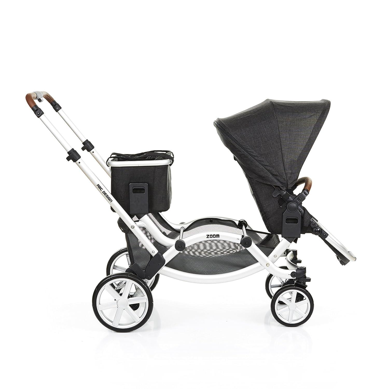 ABC Design 2019 Zoom Einkaufskorb graphite grey