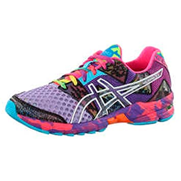 ASICS Performance Damen Laufschuhe bunt 9: Amazon.de: Sport & Freizeit