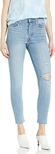 Levi's Womens Wedgie Skinny Jeans Jeans