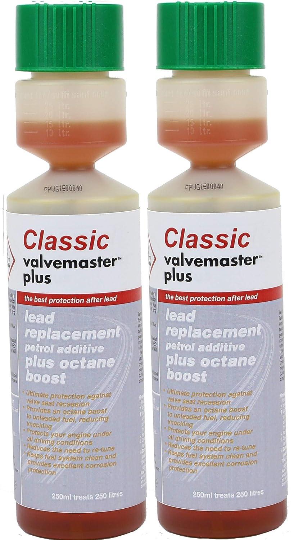 Valvemaster Plus Classic, 2 x 250ml Promapac LLP t/a Castrol Classic Oils