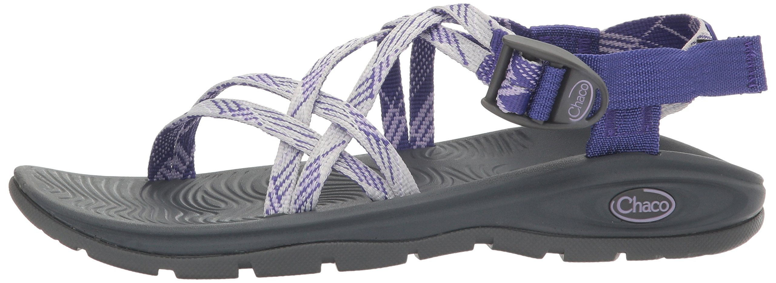 Chaco Women's Zvolv X Athletic Sandal, Lavender Liberty, 6 M US by Chaco (Image #5)