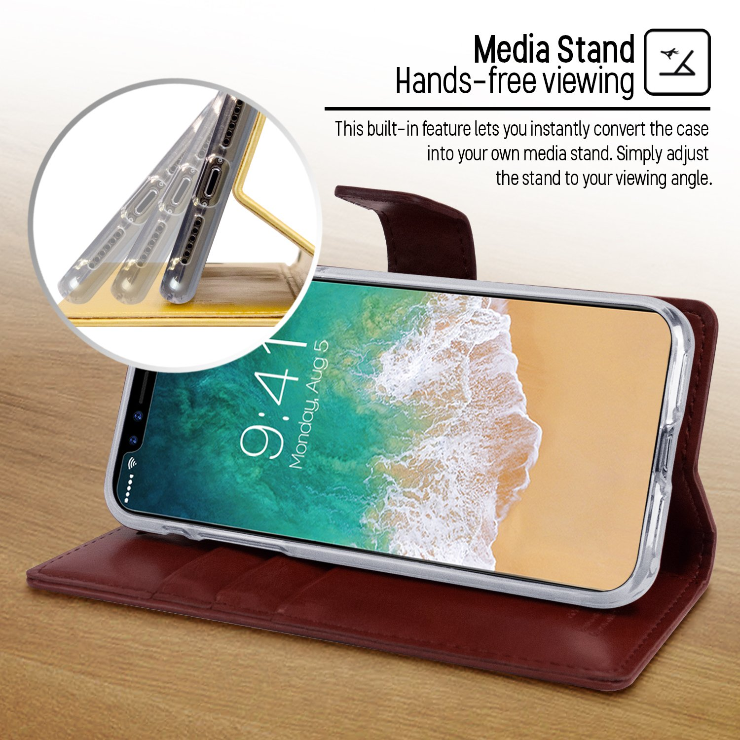 Special Price Iphone X Case 10 Wallet Goospery Blue Moon Flip Mint Diary Drop Protection Premium Pu Leather Texture W Tpu Casing