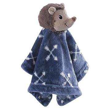 12e68c3c4d13 Amazon.com   Hudson Baby Animal Friend Plushy Security Blanket ...