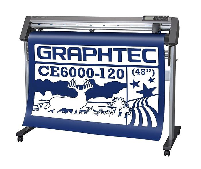 Graphtec Plus CE6000-120 48 Inch Professional Vinyl Cutter