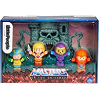 Fisher-Price Little People Collector Masters of The Universe 4-Figure Set