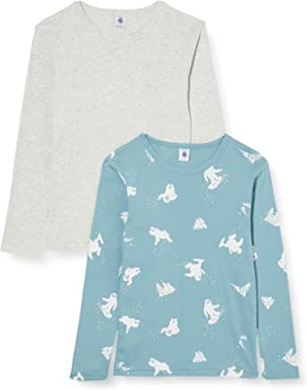Petit Bateau Camisa para Niños