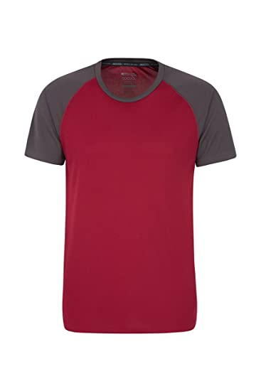 ee9bef222 Image Unavailable. Image not available for. Color: Mountain Warehouse Endurance  Mens T-Shirt ...