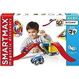 Smartmax - SMX 502 - Jeu de Construction - Basic - Stunt / Les Cascadeurs