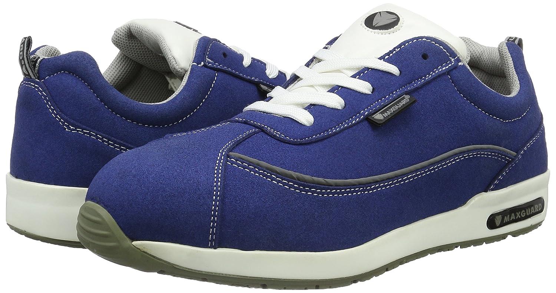 MaxguardDakota D030 - Zapatos de Seguridad Unisex Adulto, Color Azul, Talla 36