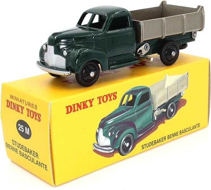 Atlas Dinky Toys-Dinky Toys Atlas 1//43 25M Studebaker à benne basculante
