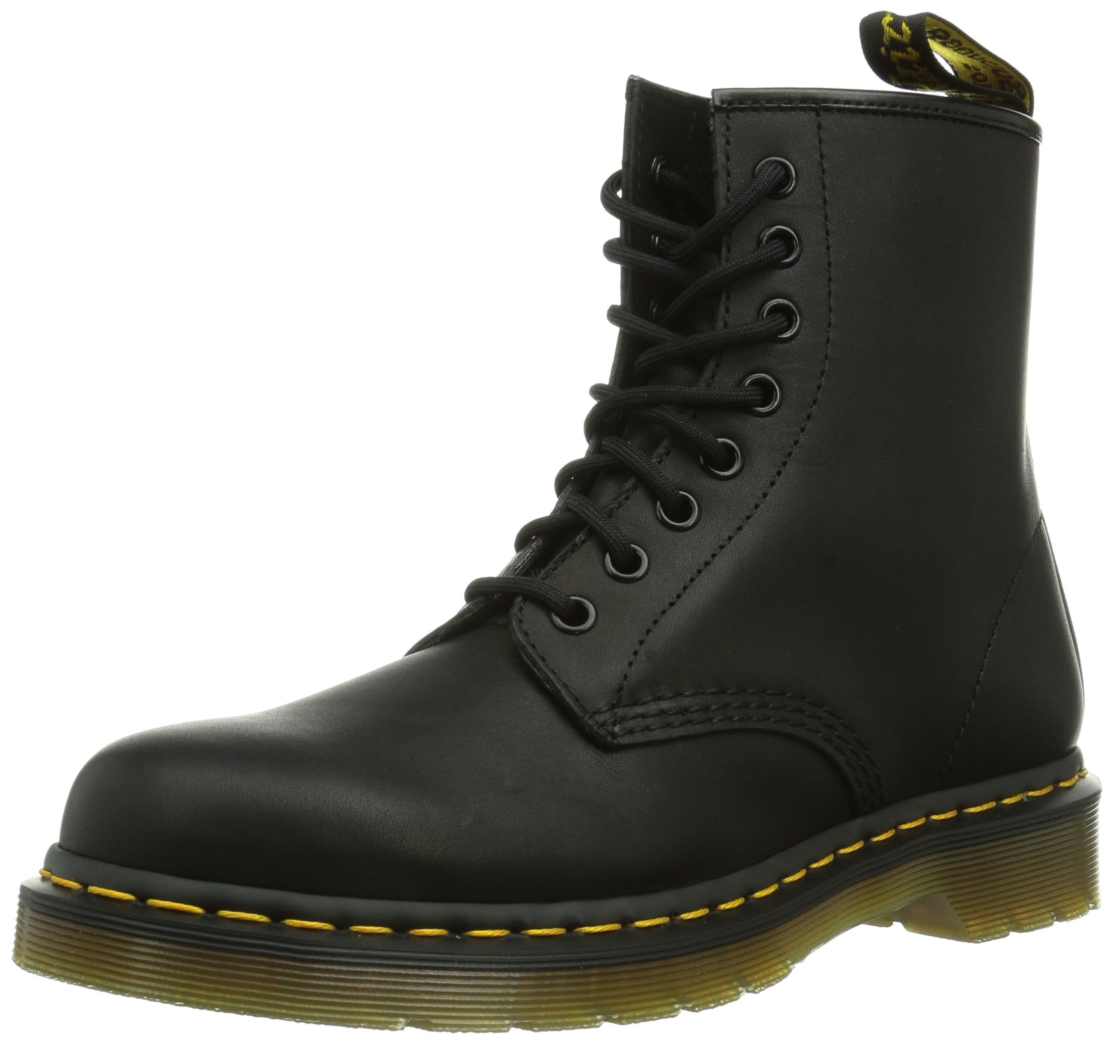 Dr. Martens 1460 8 Eye Boot,Black Greasy,10 UK/11 M US