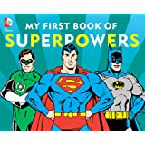 My First Book of Superpowers (DC Super Heroes)