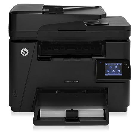 HP LaserJet Pro MFP M225dw - Impresora multifunción (Laser, Mono, Mono, 25 ppm, 600 x 600 DPI, PCL 5c, PCL 6) Negro
