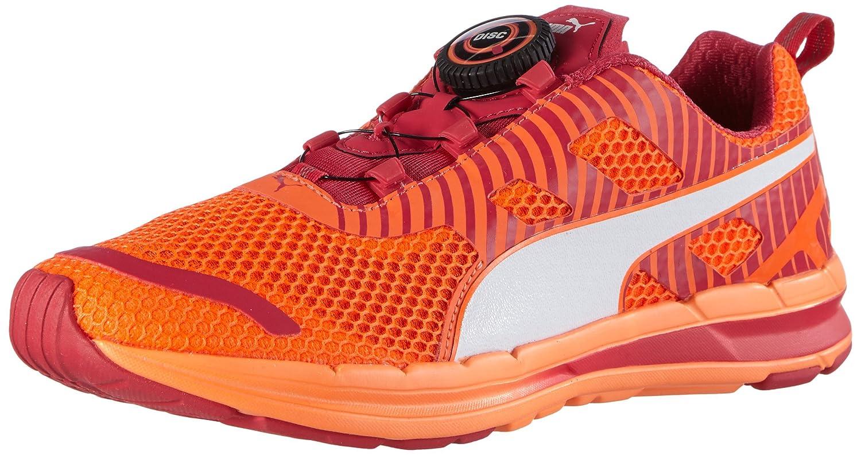Puma Speed 300 S Disc, Unisex Adulto Zapatillas de Running 40 EU|Fluo Peach/Rose Red/White