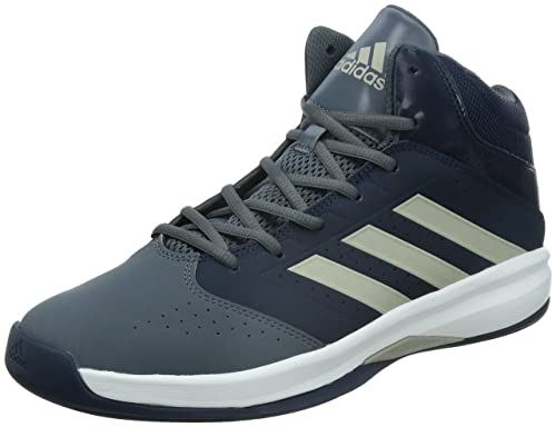 outlet store 7caa2 72dcd adidas Isolation 2, Scarpe da Basket Uomo, Blu(Blau (Collegiate Navy