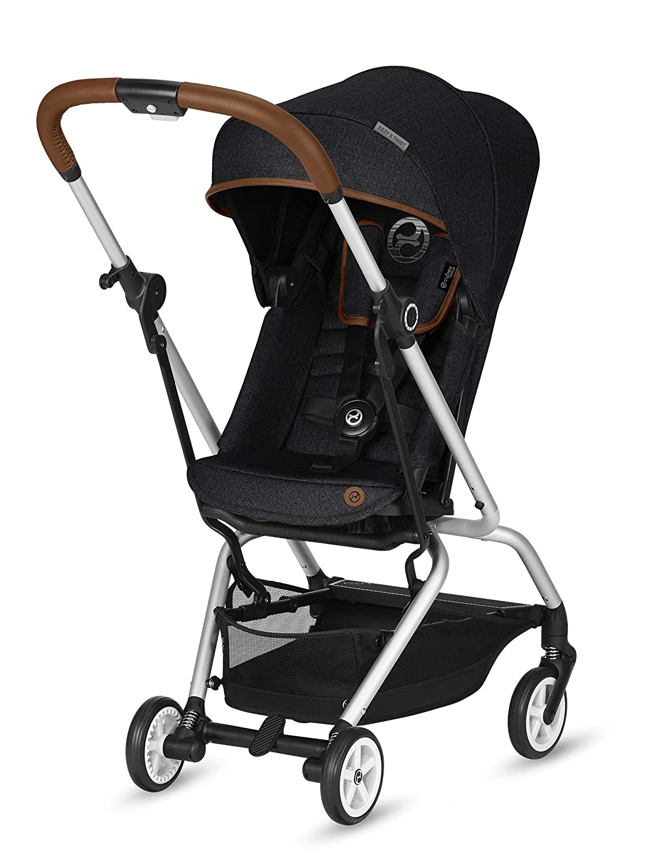 Amazon.com: CYBEX Eezy S Twist Stroller Denim Collection ...