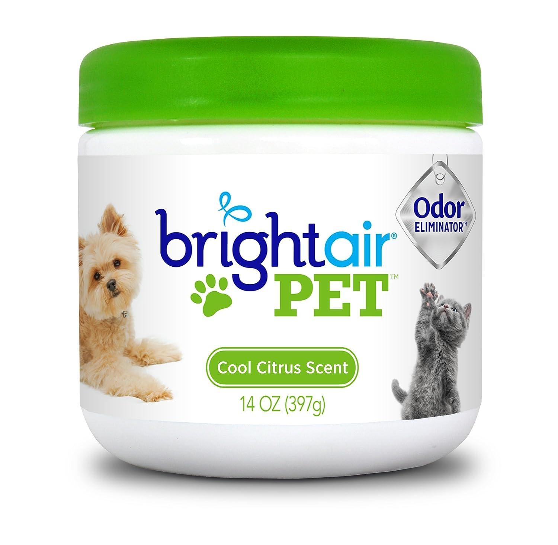 Bright Air Solid Pet Odor Eliminator, Cool Citrus Scent, 14 Ounces 900258