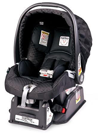 Peg Perego Primo Viaggio SIP 30 Infant Car Seat Pois Black Discontinued