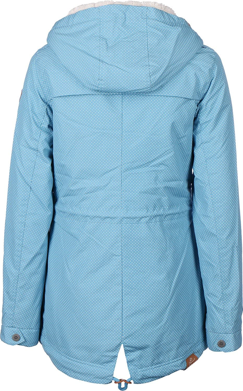 Ragwear Laika Minidots Jacket Navy 1721-60022