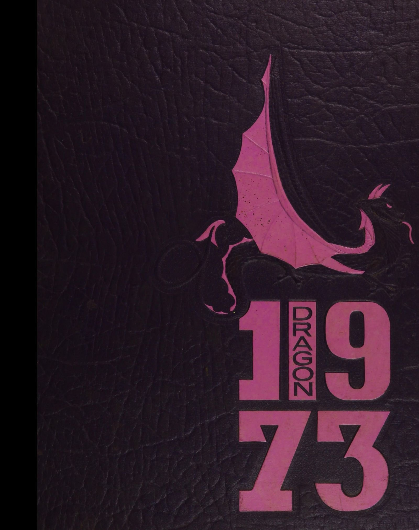 Reprint) 1973 Yearbook: Fairmont West High School (1965-1983 ...